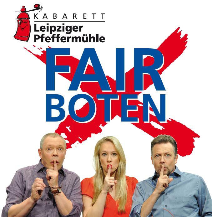 """Leipziger Pfeffermühle – """"FAIRBOTEN"""""""