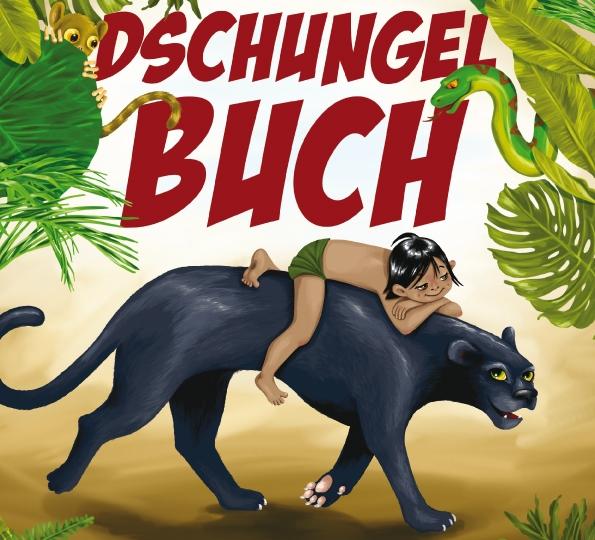 Das Dschungelbuch - Familienmusical