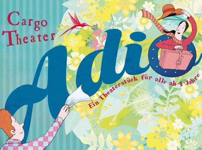 ADIO-Theater mit Objekten für alle ab 4 Jahren