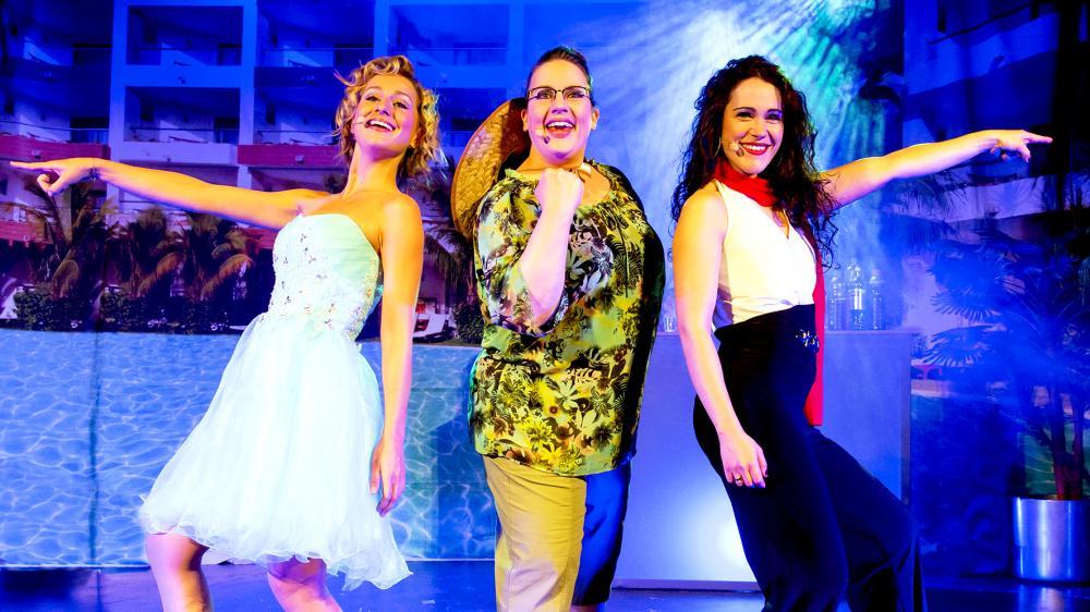 Ab in den Süden – Das Musical mit den größten deutschen Hits