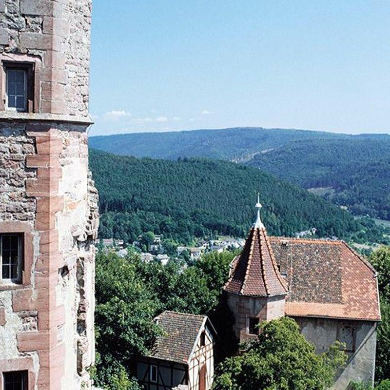 Burgfeste Dilsberg