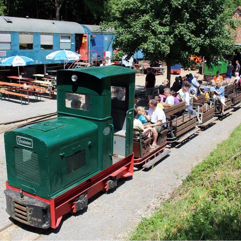 Feldbahn- und Industriemuseum